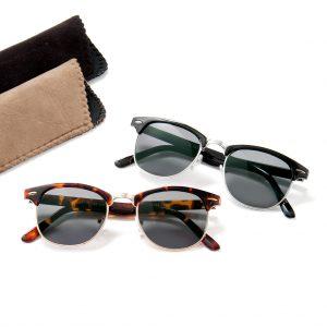 Sonnenbrille Lesehilfe
